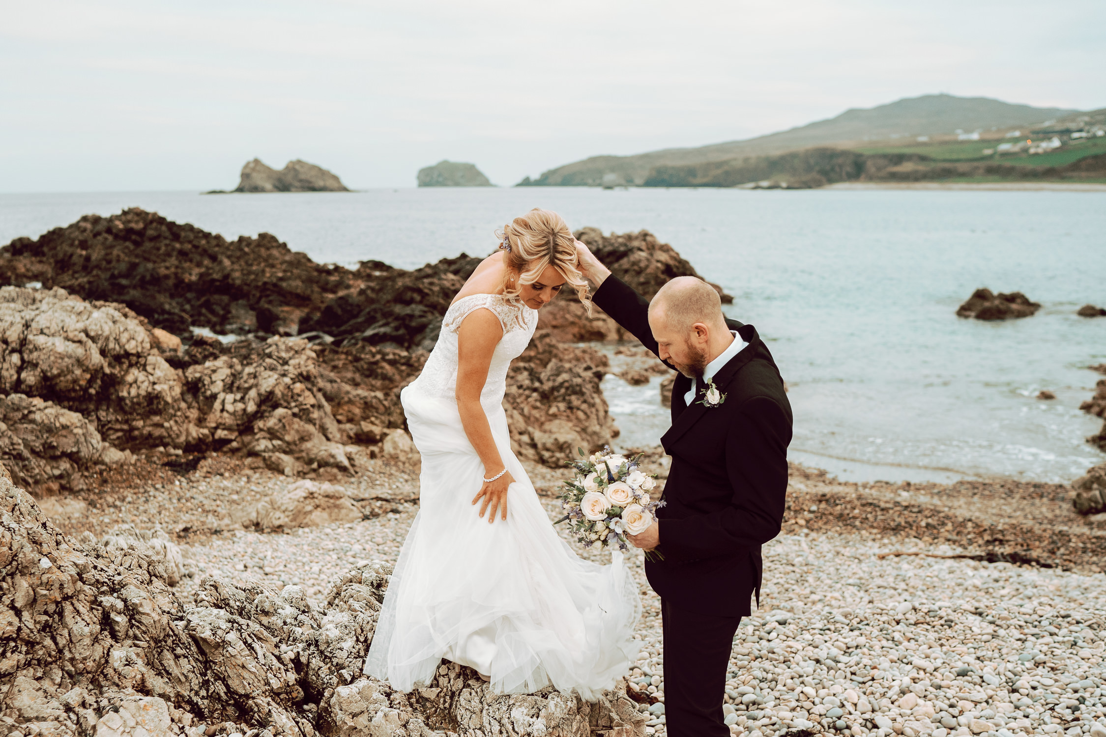 Donegal Coast Wedding