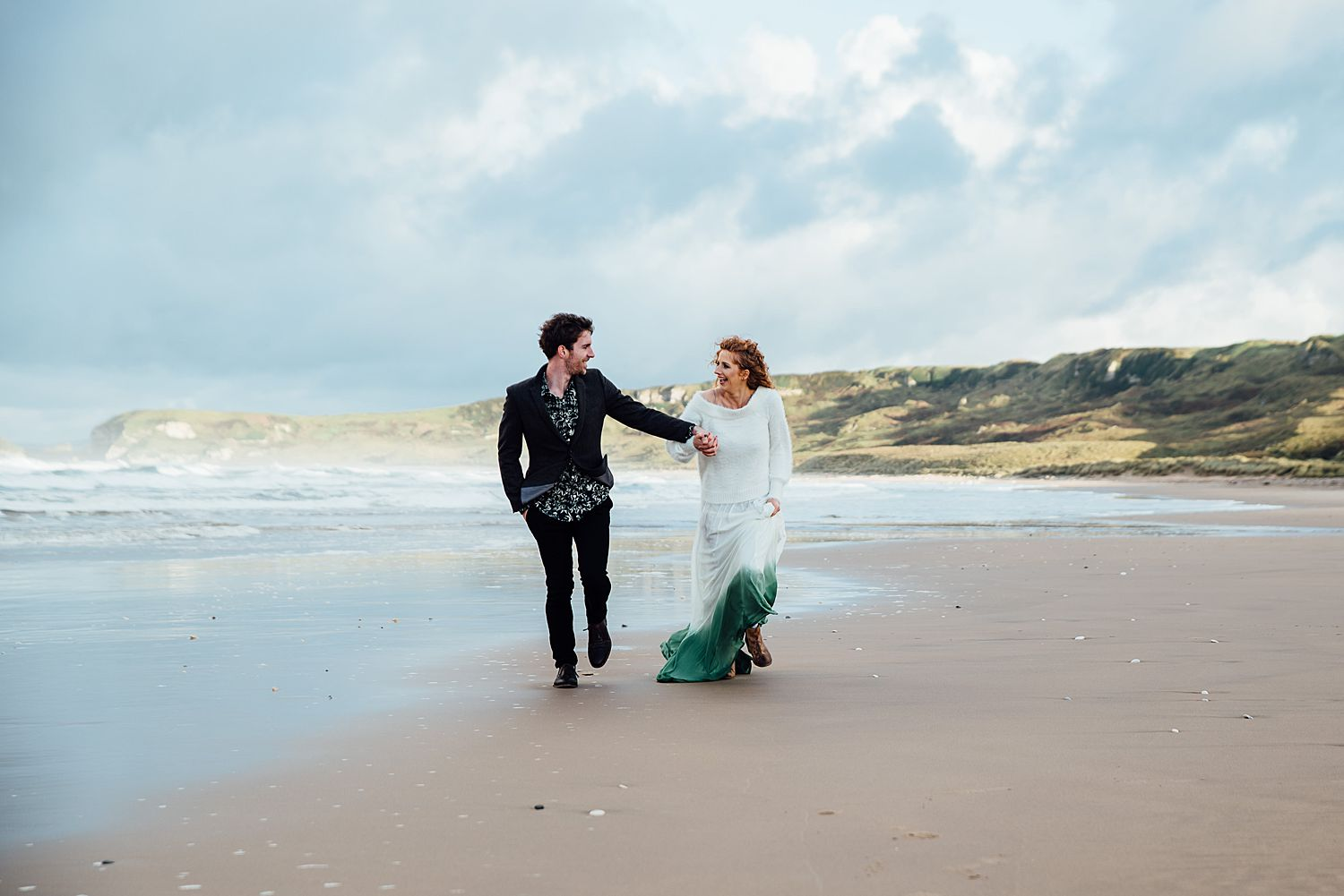 North Coast Northern Ireland Wedding Elopement (20) | Gemma G Photography